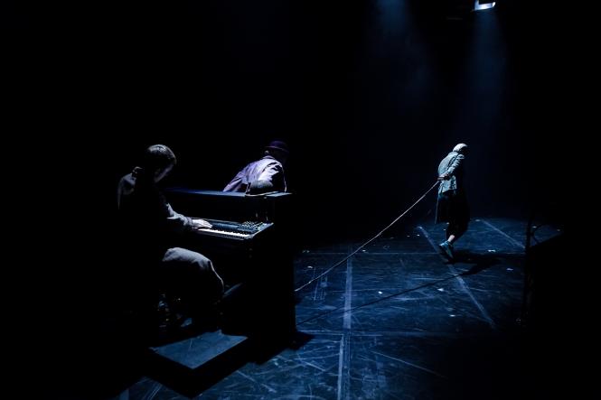 Blind Man's Song, courtesy Richard Davenport 201
